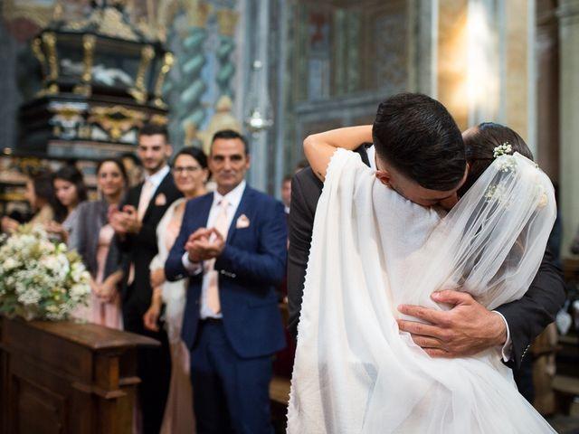 Il matrimonio di Lucio e Kristina a Varese, Varese 29