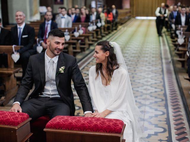 Il matrimonio di Lucio e Kristina a Varese, Varese 34