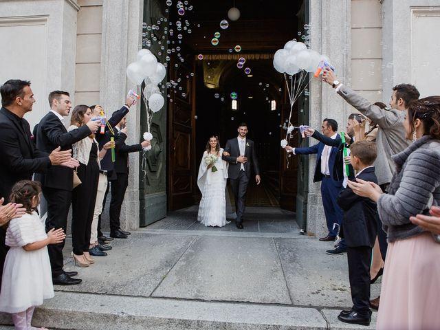 Il matrimonio di Lucio e Kristina a Varese, Varese 35