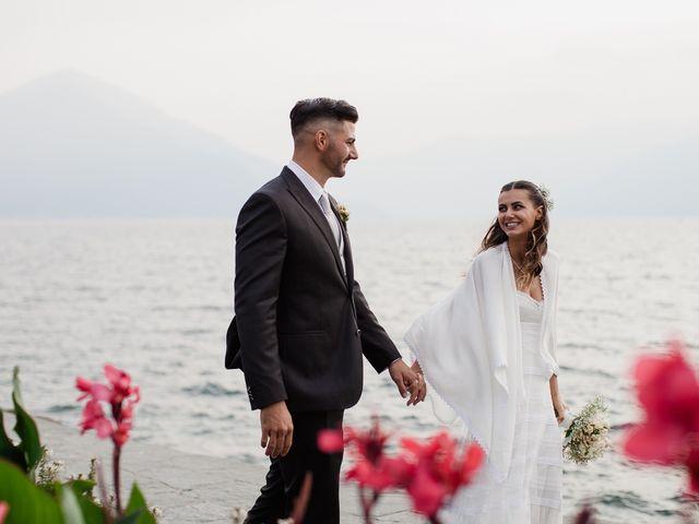 Il matrimonio di Lucio e Kristina a Varese, Varese 37