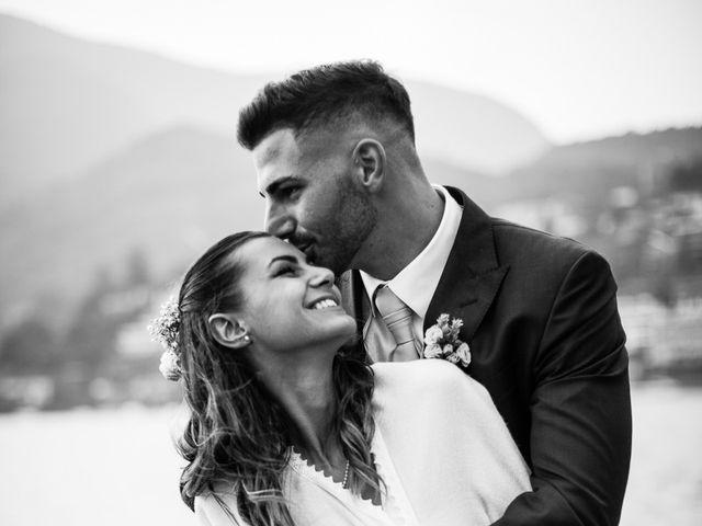 Il matrimonio di Lucio e Kristina a Varese, Varese 38