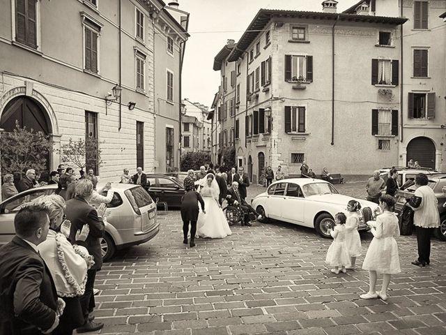 Il matrimonio di Emanuele e Deborah a Salò, Brescia 6