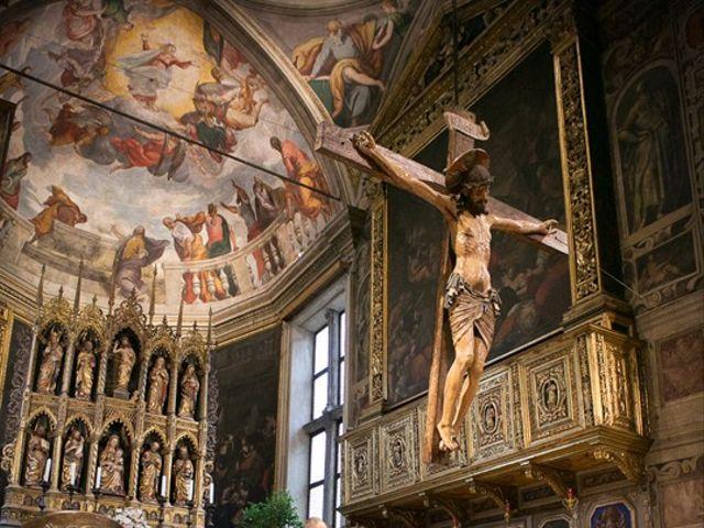 Il matrimonio di Emanuele e Deborah a Salò, Brescia 7
