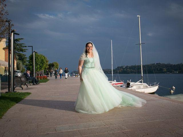 Il matrimonio di Emanuele e Deborah a Salò, Brescia 8