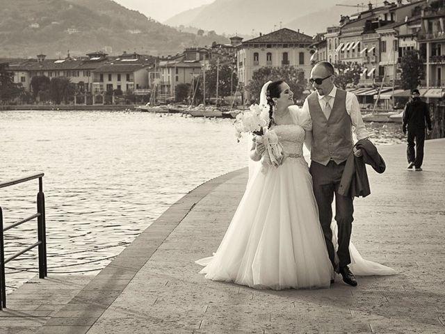 Il matrimonio di Emanuele e Deborah a Salò, Brescia 10