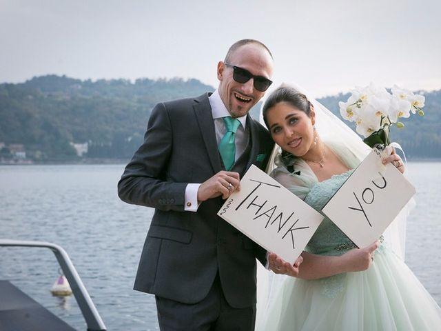 Il matrimonio di Emanuele e Deborah a Salò, Brescia 11