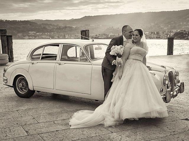 Il matrimonio di Emanuele e Deborah a Salò, Brescia 13
