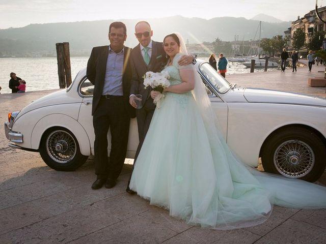 Il matrimonio di Emanuele e Deborah a Salò, Brescia 14