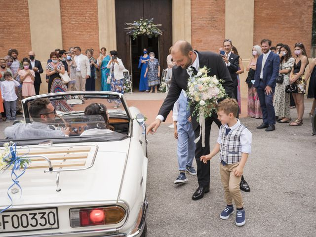 Il matrimonio di Stefano e Chiara a Molinella, Bologna 16