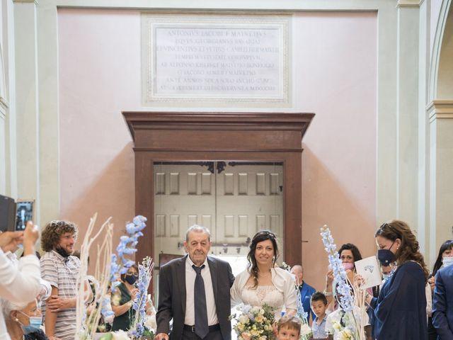 Il matrimonio di Stefano e Chiara a Molinella, Bologna 19