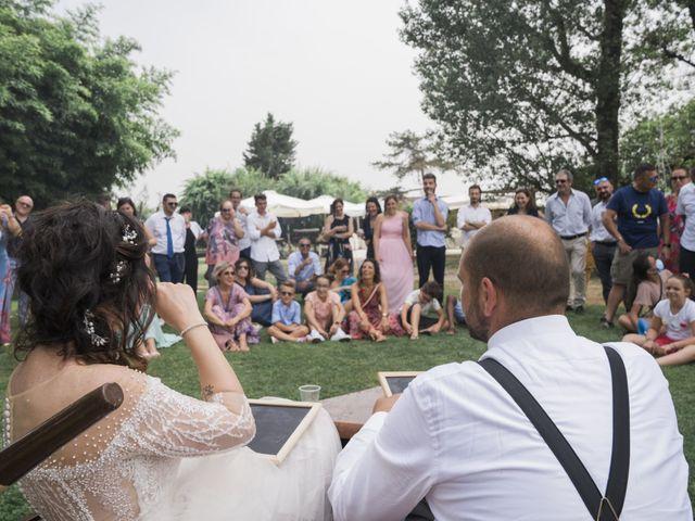 Il matrimonio di Stefano e Chiara a Molinella, Bologna 33