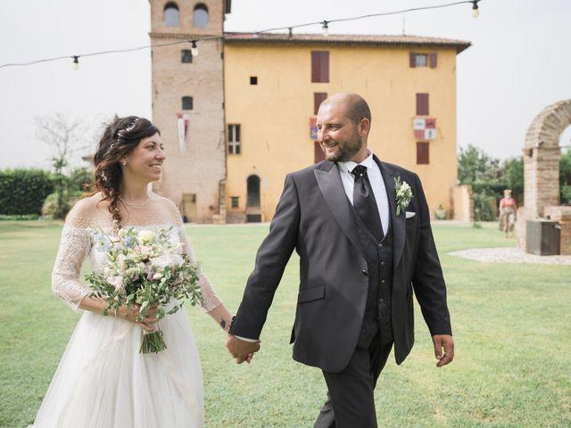 Il matrimonio di Stefano e Chiara a Molinella, Bologna 43