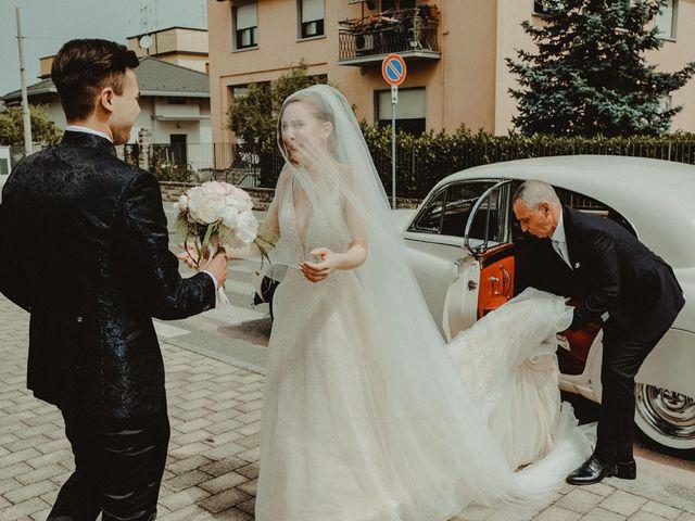 Il matrimonio di Cristian e Laura a Palazzolo sull'Oglio, Brescia 17