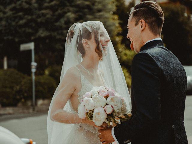 Il matrimonio di Cristian e Laura a Palazzolo sull'Oglio, Brescia 18