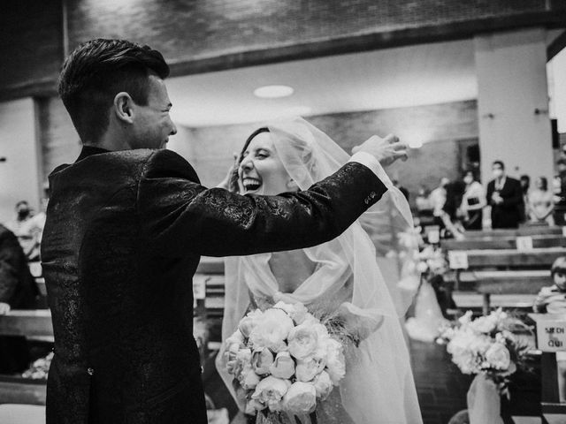 Il matrimonio di Cristian e Laura a Palazzolo sull'Oglio, Brescia 20