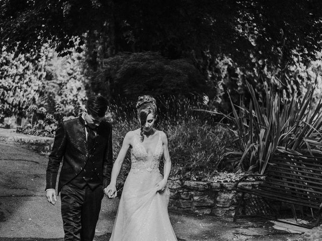 Il matrimonio di Cristian e Laura a Palazzolo sull'Oglio, Brescia 28