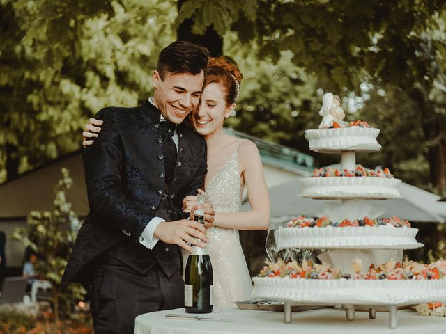 Il matrimonio di Cristian e Laura a Palazzolo sull'Oglio, Brescia 34