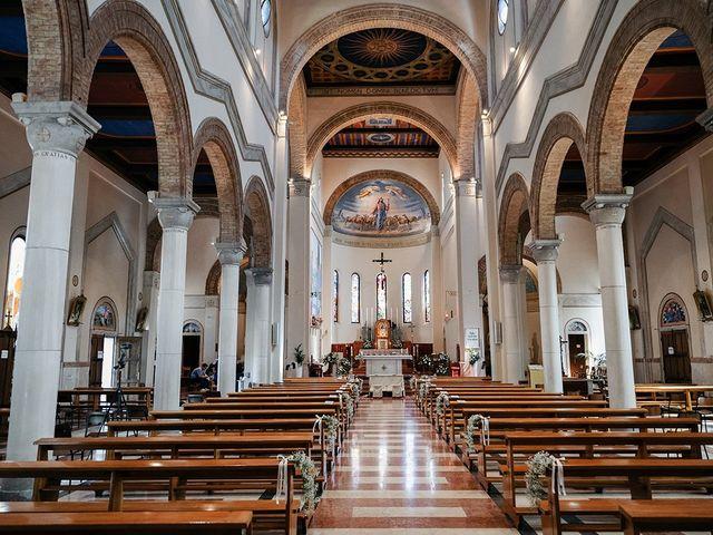 Il matrimonio di Marco e Anna a Noale, Venezia 75
