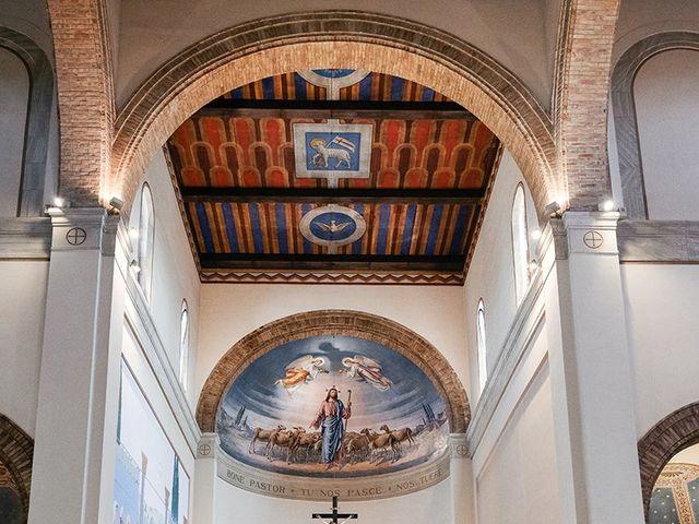 Il matrimonio di Marco e Anna a Noale, Venezia 83
