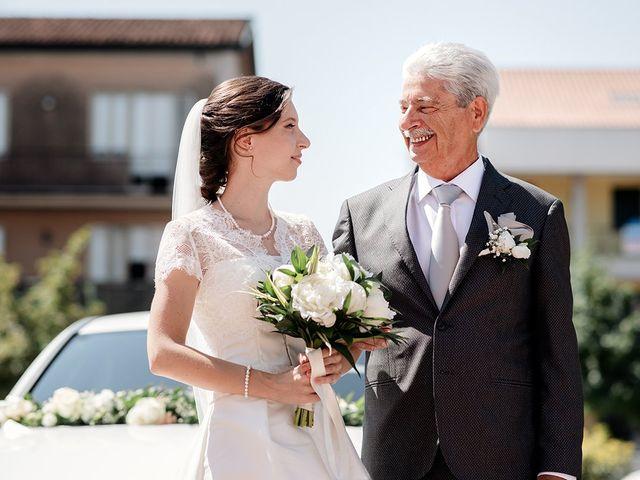 Il matrimonio di Marco e Anna a Noale, Venezia 96