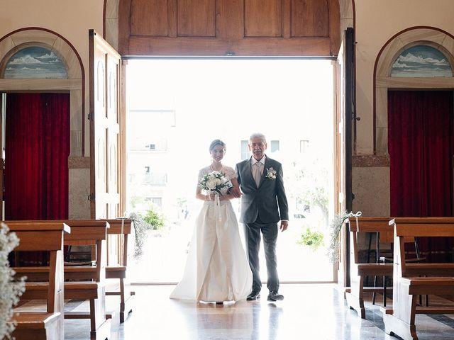 Il matrimonio di Marco e Anna a Noale, Venezia 97