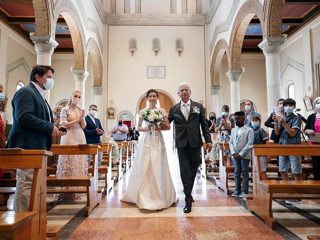 Il matrimonio di Marco e Anna a Noale, Venezia 99