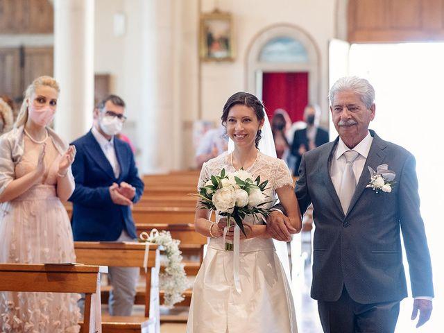Il matrimonio di Marco e Anna a Noale, Venezia 102