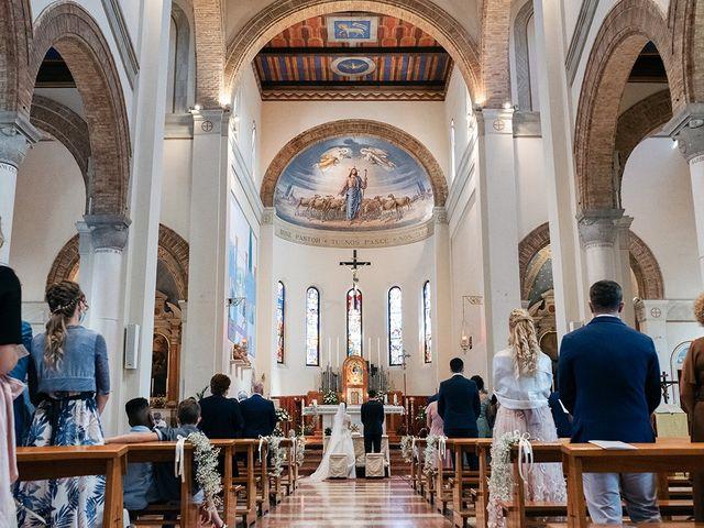 Il matrimonio di Marco e Anna a Noale, Venezia 107