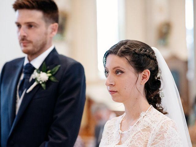Il matrimonio di Marco e Anna a Noale, Venezia 118