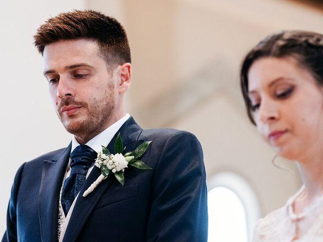 Il matrimonio di Marco e Anna a Noale, Venezia 120