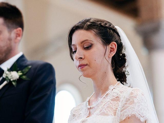 Il matrimonio di Marco e Anna a Noale, Venezia 121