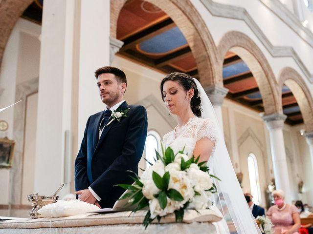 Il matrimonio di Marco e Anna a Noale, Venezia 123