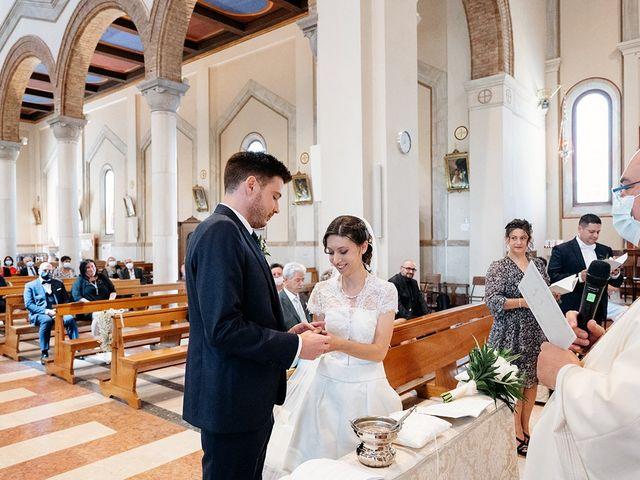 Il matrimonio di Marco e Anna a Noale, Venezia 135