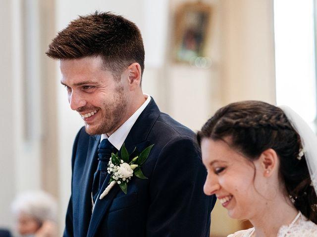 Il matrimonio di Marco e Anna a Noale, Venezia 143