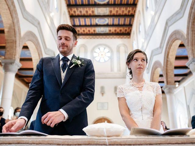 Il matrimonio di Marco e Anna a Noale, Venezia 150