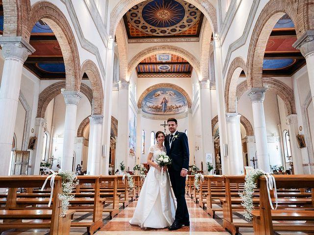 Il matrimonio di Marco e Anna a Noale, Venezia 174