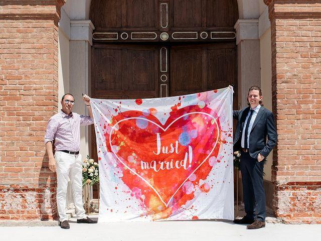 Il matrimonio di Marco e Anna a Noale, Venezia 176