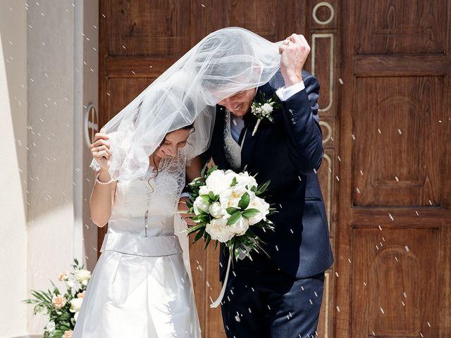 Il matrimonio di Marco e Anna a Noale, Venezia 181