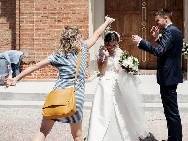 Il matrimonio di Marco e Anna a Noale, Venezia 185