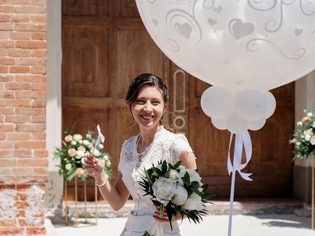 Il matrimonio di Marco e Anna a Noale, Venezia 186