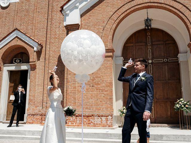 Il matrimonio di Marco e Anna a Noale, Venezia 188