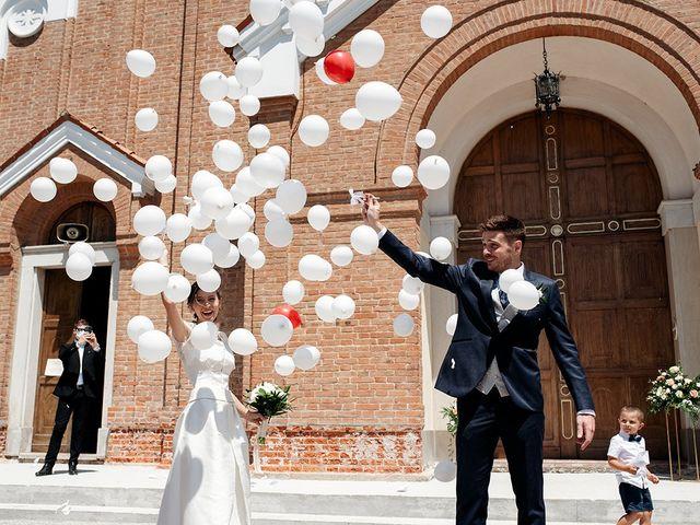 Il matrimonio di Marco e Anna a Noale, Venezia 190