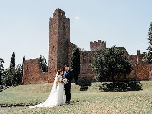 Il matrimonio di Marco e Anna a Noale, Venezia 193