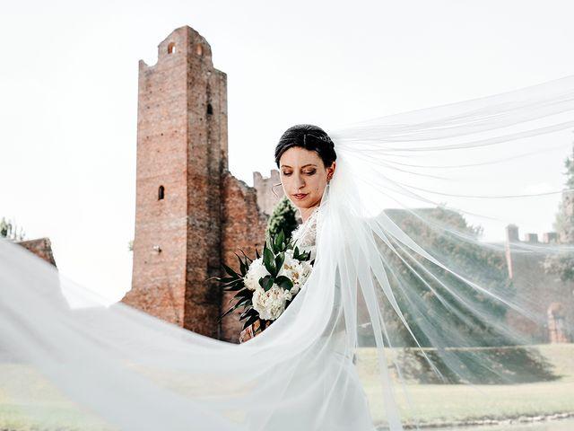 Il matrimonio di Marco e Anna a Noale, Venezia 194