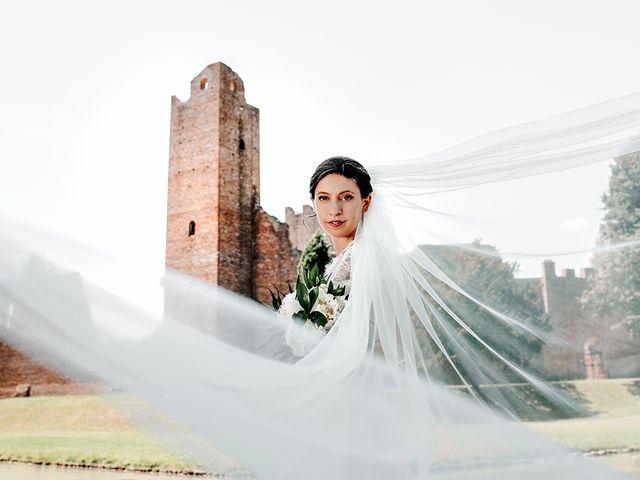 Il matrimonio di Marco e Anna a Noale, Venezia 195