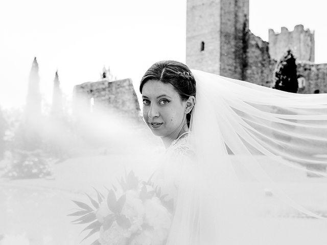 Il matrimonio di Marco e Anna a Noale, Venezia 197