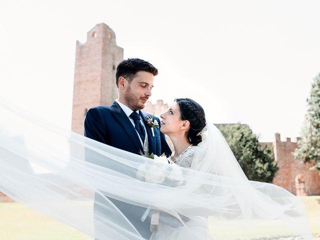 Il matrimonio di Marco e Anna a Noale, Venezia 198