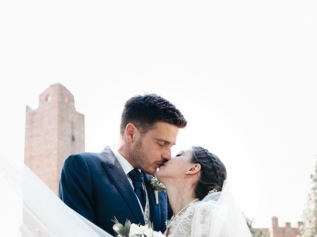 Il matrimonio di Marco e Anna a Noale, Venezia 199