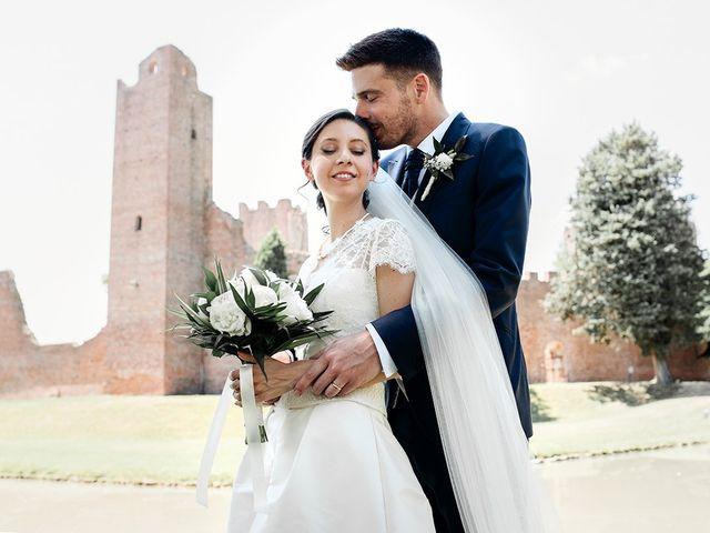 Il matrimonio di Marco e Anna a Noale, Venezia 200
