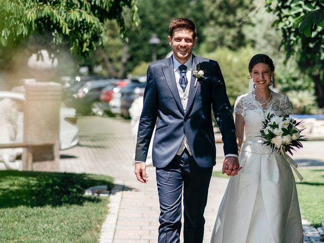 Il matrimonio di Marco e Anna a Noale, Venezia 206